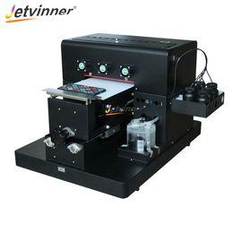 программное обеспечение для планшетов Скидка Jetvinner 3шт формата А4 струйный УФ планшетный принтер печать машина с эффектом тиснения для Телефон случае, кожа, АБС,ТПУ, дерево, стекло