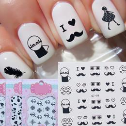 Discount Pink Black White Nail Designs Pink Black White Nail