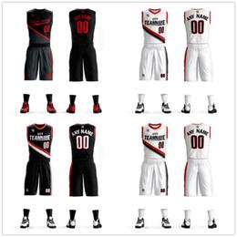 michael jackson azul Desconto 2019 Basketball Jersey Define Uniformes Kits Roupas Esportivas Respirável Personalizado Faculdade EQUIPE Basquete Jerseys Shorts Camisa