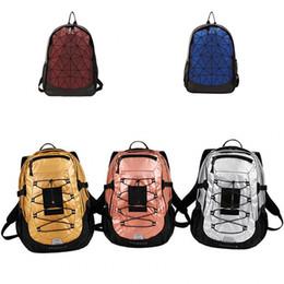 Chegada Nova Marca Designer Mochila Escola Estudante Mens Esporte Mochila Homens Mulheres Moda Outdoor Backpack Travel Bag de