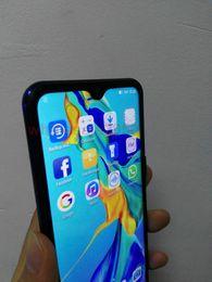 Wifi cellphone hd on-line-Desbloqueado Goophone P30 Pro 6.5 Polegada Mostrar 8 GB 128 GB Mostrar 4G Lte HD Tela Quad Camera GPS Wifi 3G Celular WCDMA Android