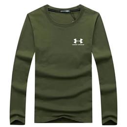 9f2308a2a12804 2019 herren stern langarmshirt Baumwolle Herren T-Shirts Langarm  PrintedMale Tops Tees Skate Marke Hip