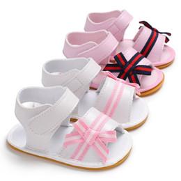 573161d5ba2000 Baby Mädchen Schuhe Sommer Canvas Infant Kinder Jungen Weiche Sohle Krippe  Neugeborenen Sandalen Schuhe Schuhe für Babys Jungen Sandalen