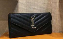 De alta calidad para mujer carteras y monederos de moda de gran capacidad de las señoras monedero de cuero de vaca de lujo bolsos de las mujeres diseñador de bolsas desde fabricantes