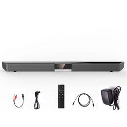 Wholesale Bluetooth Sound Bar für TV Bass Dual Anschluss Wired und Wireless Soundbar Heimkino Surround Sound Audio Lautsprecher mit Subwoofer