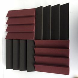 Boas cunhas on-line-Espuma acústica da cunha para a cor da mistura da prova sadia de boa qualidade do teatro