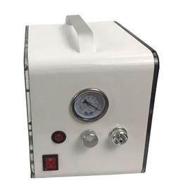 Máquina de peeling de diamante para la venta online-Máquina de alta calidad de diamante Derambrasion Peeling facial succión al vacío Excedente Exfoliator máquina de belleza para la venta