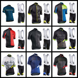 281b506da NW 2019 Pro team Cycling Jersey Northwave men Short sleeve bicycle Set  Breathable outdoor riding Clothes bike MTB clothing 120401Y