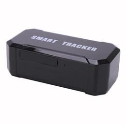 Dia de gps online-LM003 Car Tracker GPS Fuerte 180 Días Plataforma espera largo magnética gratuitas de por vida LM003 del vehículo en tiempo real de seguimiento GPS Rastreador