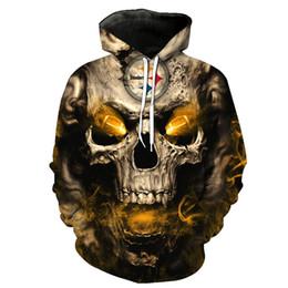 nuevo estilo para hombre con capucha de lana Rebajas Para hombre con capucha del estilo sport del paño grueso y suave con capucha de impresión de Hip Hop suéter nuevo de la manera de euros sudaderas tamaño S-3XL