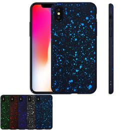 2019 casi di telefoni celesti Custodia per telefono Starry Sky Star per iPhone XS Max XR X 8 7 6 Plus Cover rigida con copertina rigida casi di telefoni celesti economici