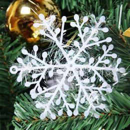 10pcs Clear Christmas Acrylic Crystal Xmas Tree Decorations Ball Ornaments 11CM