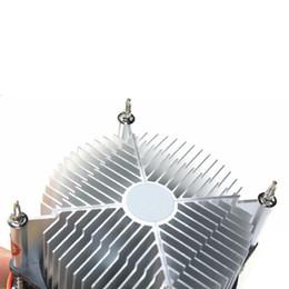 Radiatore della ventola di raffreddamento della CPU Ventola della CPU di raffreddamento silenzioso a 3 pin per INTEL 478/775 / 115X NC99 da