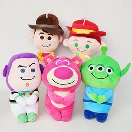 Boneca de brinquedo super fofa e fofa on-line-Toy Super Mobilização de Alta Qualidade Boneca de Pelúcia Macia Caixa de Moda Bonito Série de Pelúcia Animais presentes De Pelúcia Para Crianças
