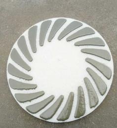 lucido in pelle rossa Sconti 11inch-20inch diamante fibra lucidatura pad per Dry calcestruzzo e Terrazzo