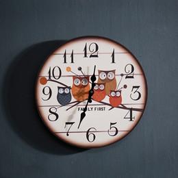 londres adesivos Desconto Grande 3d Criativo Relógio de Parede Design Moderno Home Decor Adesivo Vintage Relógio Nordic Wandklok Relógios de Parede Londres Luxo 50CW378