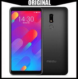 tv mobiltelefon wifi Rabatt Ursprünglicher Meizu V8 4G LTE 3 / 4GB 32 / 64GB MTK6739 Quad Core Handy 5,7 Zoll HD IPS-Bildschirm Dual-SIM-Handy