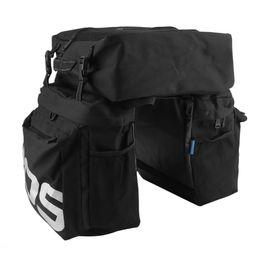 287e180b878b ROSWHEEL Bike Carrier Rack Bag Многофункциональный дорожный велосипед  Камера Багажник Задний пакет Багажник на сиденье Сумка Велосипедные  аксессуары ...