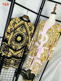 Reine seide nachthemden online-Europäische und amerikanische Seide Single Stretch atmungsaktive Seide Stoff Mode klassischen Nachthemd, reine Farbe helle Färbung und Druck empfindliche p