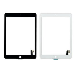 Canada 5 PCS Testé LCD Affichage Écran Tactile En Verre Écran Tactile Digitizer Assemblée Remplacement pour iPad Air 2 A1567 A1566 livraison DHL Offre