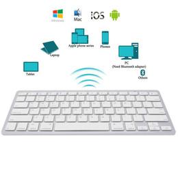 Canada Clavier universel sans fil Bluetooth 3.0 pour iPad Téléphones Samsung et tablettes Windows dans un emballage de détail Offre