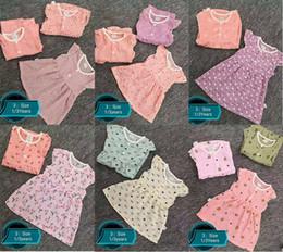 talla 2t vestido Rebajas Vestidos para niñas Vestido de princesa Ropa para bebés INS Faldas con manga voladora floral Ropa para niños pequeños Ropa para niños Tamaño de diseñador 1-3T