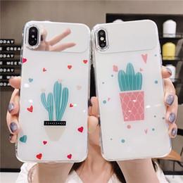 2019 vivo nuovo telefono Custodia per cellulare Custodia per iphonexs manx mobile nuova custodia Huawei vivo con specchio per il trucco mela xr cover protettiva vivo nuovo telefono economici