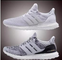9dee9a4822e7c8 Alyzee89 Ultra Boost 3.0 4.0 Triple Black and White Primeknit Oreo CNY Blue  Grey Men Women Running Shoes Ultraboost Sport Sneaker 36-45