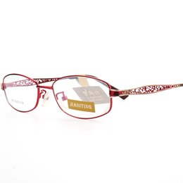 eb2ef92a6d4 fashionable frame spectacles Coupons - Stgrt New Fashionable Metal  Spectacle Frame Ultra-light Full-