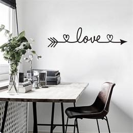 etiquetas vinil da família Desconto Amor padrão diy casa de família adesivo de parede removível mural decalques de vinil art room decor adesivos de parede muraux