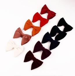 2019 juego tronos traje hombres Año Nuevo del oro de las mujeres de terciopelo regalo de la muchacha corbata de lazo femenino de felpa de terciopelo de la pajarita corbata de lazo rojo caballero negro