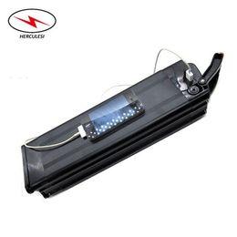 Литиевые батареи онлайн-Малый размер Greenworks 9Ah 48V литий-ионные аккумуляторы 700W Silver Fish Ebike Аккумулятор 48V Li Bateria 48V с зарядным устройством BMS