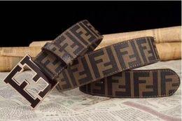juego de oro tronos joyas Rebajas venta caliente nuevaFENDIA1belts para mujer para hombre Jeans correas para los hombres de las mujeres hebilla de metal cinturones de marca con el tamaño 105cm-125cm como regalo