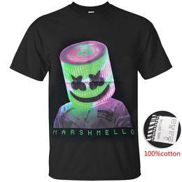 Deutschland Spiderman DJ Marshello bedruckte T-Shirts aus 100% Baumwolle 5 Designs Big Kids Teenagers Herren Designer-T-Shirts Familien-passende Outfits DHL SS206 Versorgung