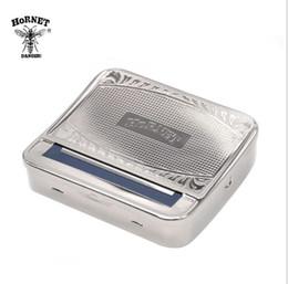 Fazer a caixa do cigarro on-line-Caixa de cigarro feito à mão da caixa de cigarro semi-automática de 70mm