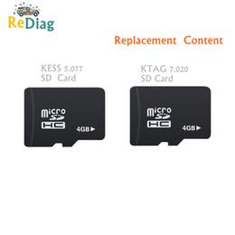 Cartes de programme en Ligne-Problème de carte SD KTAG 7.020 Remplacer KESS V2 5.017 Fichiers de programme de calculateur Contenu Remplacement de la carte Micro SD Outil de programmation automatique