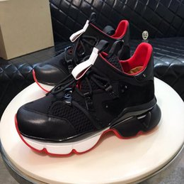 Meias vermelhas vintage on-line-Mens sapatos de grife Spike Sock Sneakers Red Bottom Runner Donna platform Shoes Homens basquete Estrela de luxo Sapatilhas vintage Chaussures6