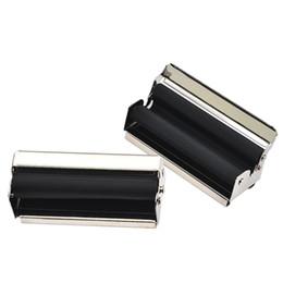 2019 zigarettenlieferanten 70 / 78mm Metallmanuelle Zigarettentabak-Walzmaschinen-Walze fournisseur günstig zigarettenlieferanten