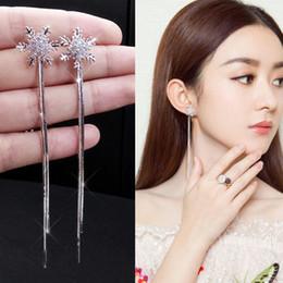 moda brincos de diamante hoop Desconto New Fashion Tassel Designer Brincos Dangle Lustre Brincos de Argola de Diamantes De Cristal Mulheres Brinco De Luxo Oferta Especial