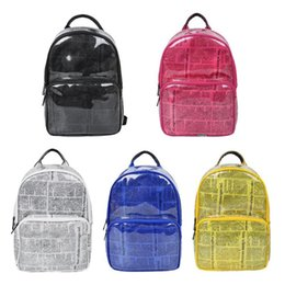 newspaper bags Coupons - Women School Bag Wild Fashion Backpack Unisex Newspaper Print Canvas PVC Backpack Travel Casual Student Schoolbags Women Bag