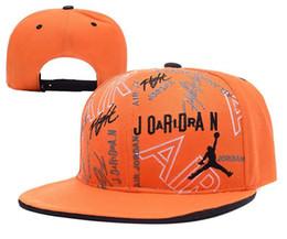 Новый стиль Harambe Jordan Jump Logo Бейсболка Шляпа Жулики и замки Кепка Snapback Шапки Hip-pop Большие бейсболки Шапки от