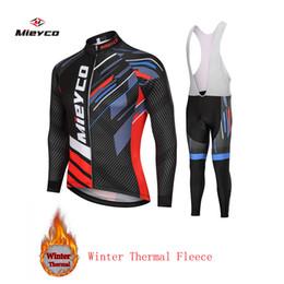 2020 Nueva Mieyco Conjuntos Ciclismo Go Pro Roupa Ciclismo ciclo la ropa de invierno caliente Fleece Triathlon Castelli Dropship desde fabricantes