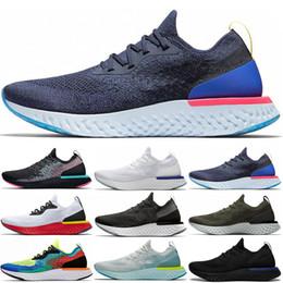 Deutschland Nike Epic React Flyknit 2 Beste Reaktion Sofort Go Fly Herren Turnschuhe Belgien Be true True White Racer blau platinblau leuchtende Damen Laufsportschuhe Versorgung