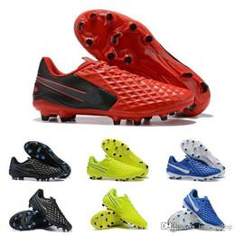 2019 nike football boots Botas de fútbol de tobillo bajo para hombre crampones Mercurial Vapors XIII Pro TF FG Zapatos de fútbol para interior Zapatos Neymar Turf chaussures desde fabricantes