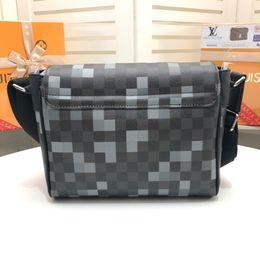 3dde7dd8be Sac à bandoulière pour ordinateur portable Sac à bandoulière Messenger Sac  de bureau 3 Couleur Bureau Hommes Hommes
