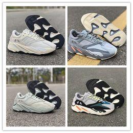 zapatos para correr Rebajas 2019 Top Qulaity 700 Salt Inertia Runner Mauve EG7487 3M Original EG7596 EF2829 Zapatillas de correr para hombre para mujer Zapatillas de correr talla 5-12