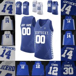 d10fc9efb310 2019 kentucky wildcats jerseys NCAA Kentucky Wildcats College-Basketball-Trikot  PJ Washington Tyler Herro