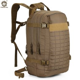 Zaino tattico Zaino da campeggio all'aperto Zaini da trekking Zaino Army Molle System Bag Assault For Hunting Pack da