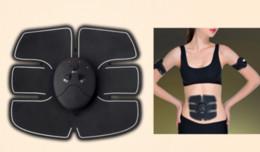 Canada Entraîneur de muscles abdominaux, ABS Simulator fitness exercice costume musle en utilisant un ruban un abdominal deux bras en utilisant Offre