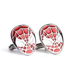 Rotes Herz Ich liebe meine Frau Manschettenknöpfe Manschettenknöpfe Emaille Ärmel Knopf für Frauen Männer Hemden Anzug Manschettenknöpfe Hochzeitsgeschenk von Fabrikanten
